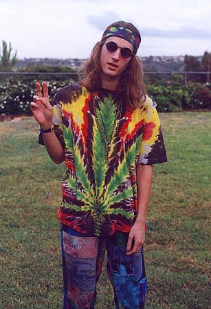 嬉皮風格 圖片來源:welovepoplifestyle.blogspot.com